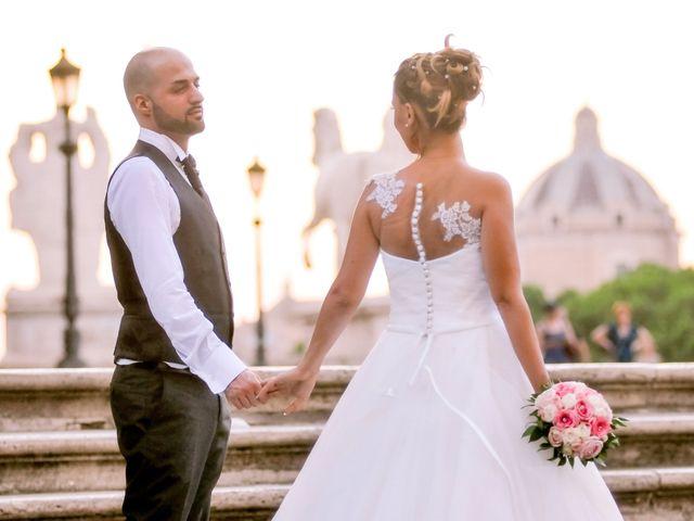 Il matrimonio di Daniele e Maria a Roma, Roma 53