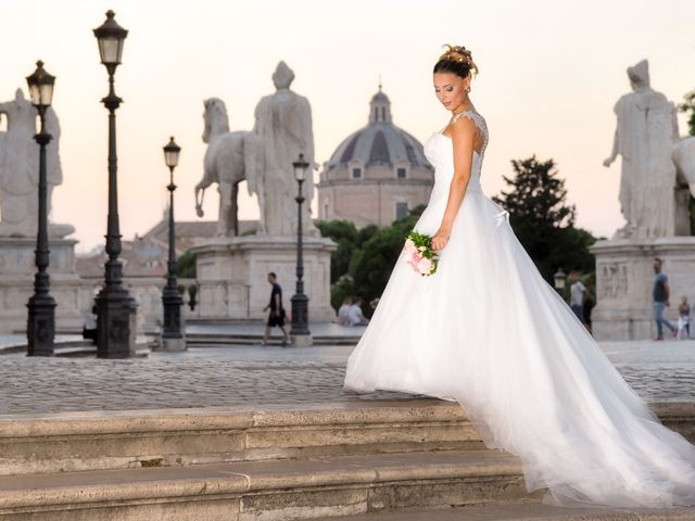 Il matrimonio di Daniele e Maria a Roma, Roma 55