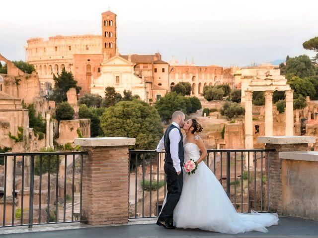 Il matrimonio di Daniele e Maria a Roma, Roma 59