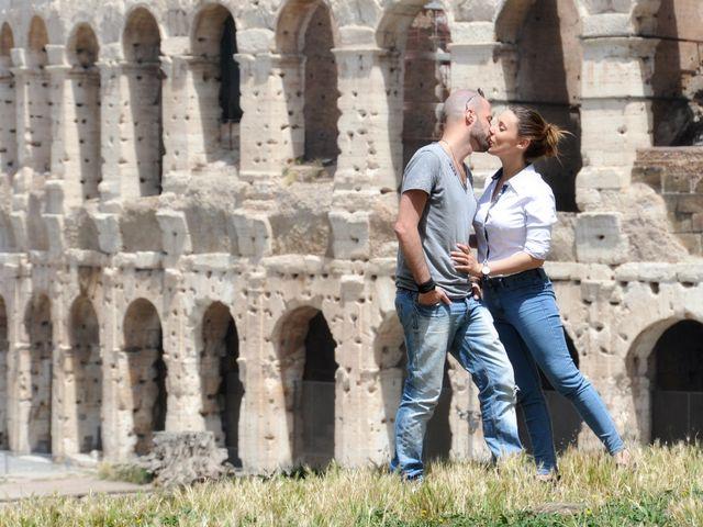Il matrimonio di Daniele e Maria a Roma, Roma 60