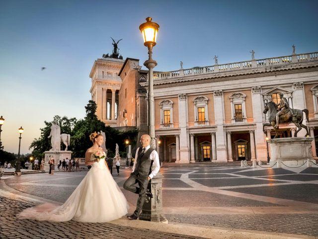 Il matrimonio di Daniele e Maria a Roma, Roma 61