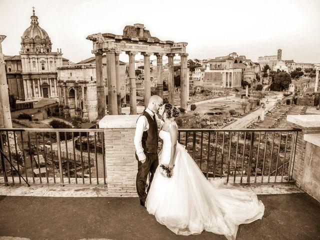 Il matrimonio di Daniele e Maria a Roma, Roma 63