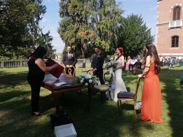 Il matrimonio di Roberto e Samantha a Samarate, Varese 1