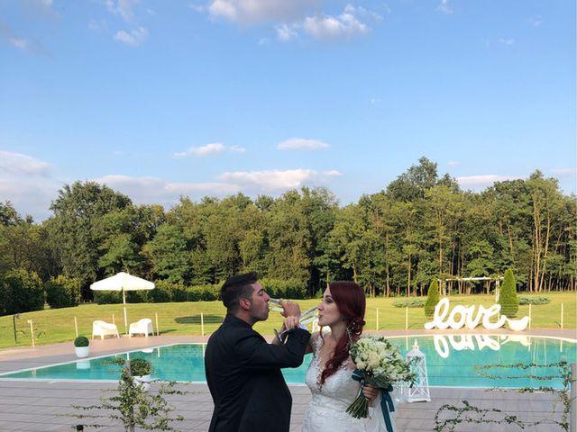 Il matrimonio di Roberto e Samantha a Samarate, Varese 13