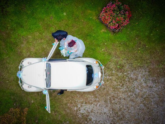 Il matrimonio di Maurizio e Valentina a Momo, Novara 7