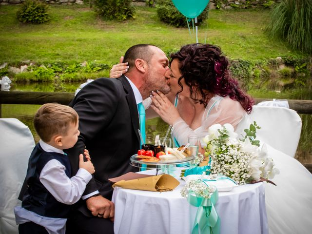 Il matrimonio di Maurizio e Valentina a Momo, Novara 10