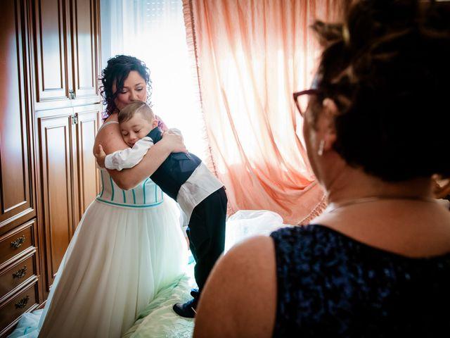 Il matrimonio di Maurizio e Valentina a Momo, Novara 17