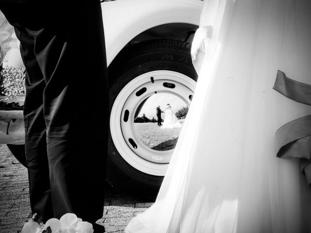 Il matrimonio di Maurizio e Valentina a Momo, Novara 27