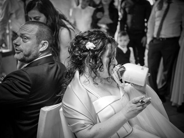Il matrimonio di Maurizio e Valentina a Momo, Novara 35