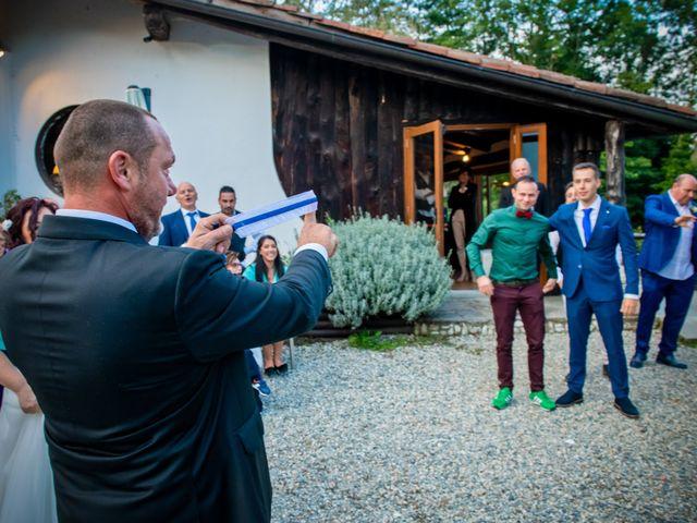 Il matrimonio di Maurizio e Valentina a Momo, Novara 40