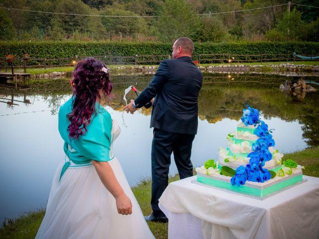 Il matrimonio di Maurizio e Valentina a Momo, Novara 43