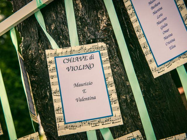 Il matrimonio di Maurizio e Valentina a Momo, Novara 50