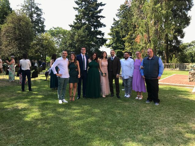 Il matrimonio di Roberto e Samantha a Samarate, Varese 18