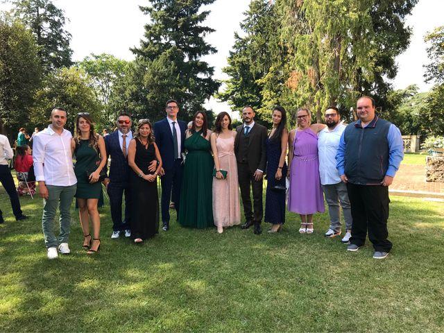 Il matrimonio di Roberto e Samantha a Samarate, Varese 19