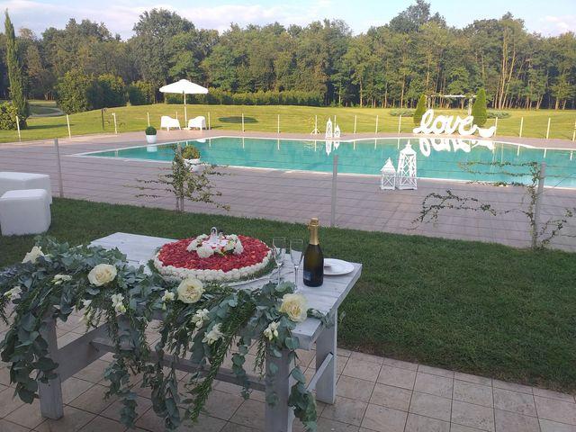 Il matrimonio di Roberto e Samantha a Samarate, Varese 23