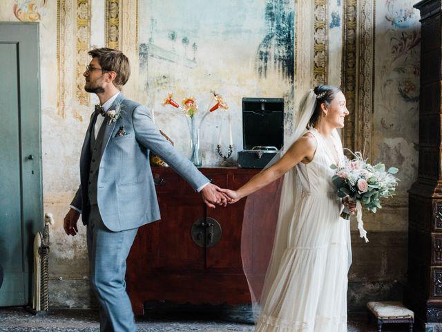 Il matrimonio di Stefano e Jessica a Brignano Gera d'Adda, Bergamo 37