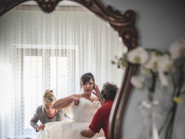 Il matrimonio di Jacopo e Elisa a Buttrio, Udine 15