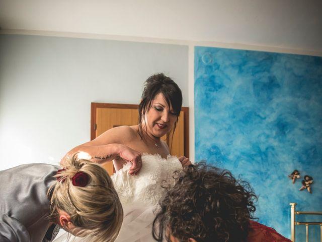 Il matrimonio di Jacopo e Elisa a Buttrio, Udine 16