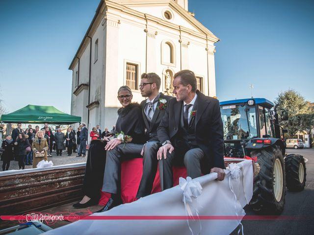 Il matrimonio di Jacopo e Elisa a Buttrio, Udine 27