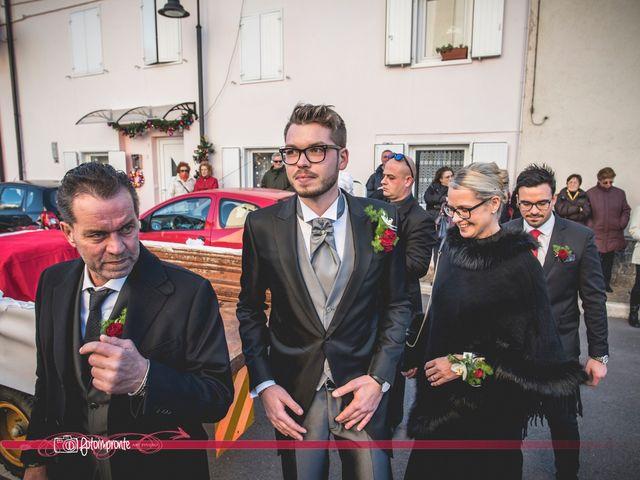 Il matrimonio di Jacopo e Elisa a Buttrio, Udine 29
