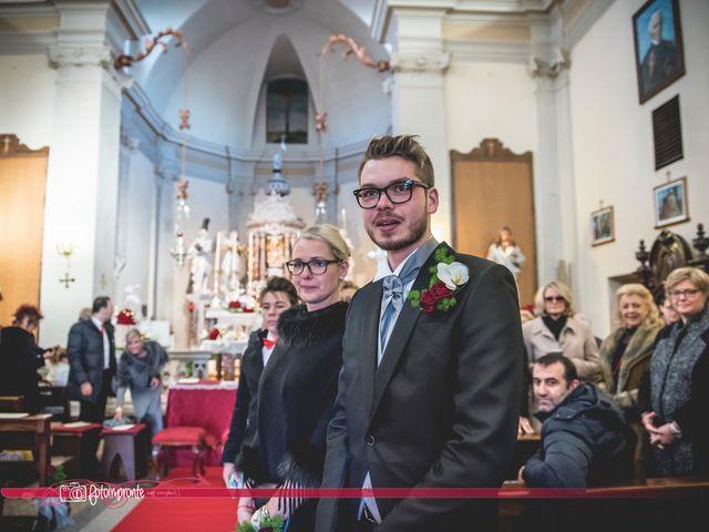 Il matrimonio di Jacopo e Elisa a Buttrio, Udine 39