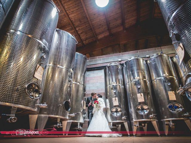 Il matrimonio di Jacopo e Elisa a Buttrio, Udine 53