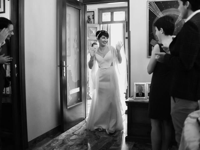Il matrimonio di Martino e Angela a Ferrara, Ferrara 7