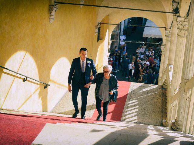 Il matrimonio di Martino e Angela a Ferrara, Ferrara 11