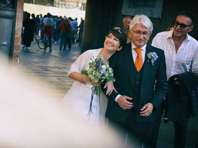 Il matrimonio di Martino e Angela a Ferrara, Ferrara 1