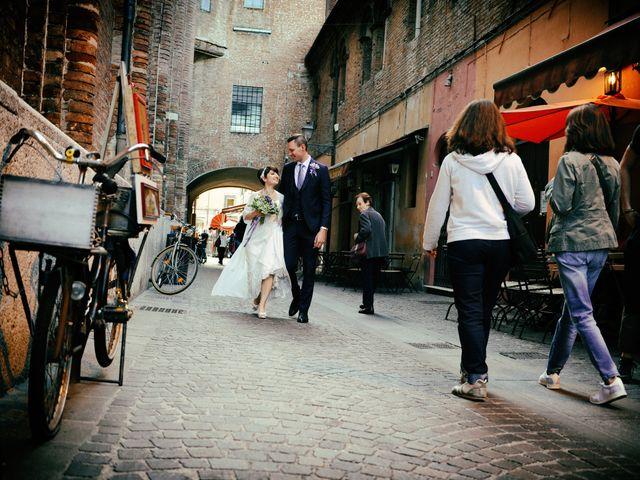 Il matrimonio di Martino e Angela a Ferrara, Ferrara 2