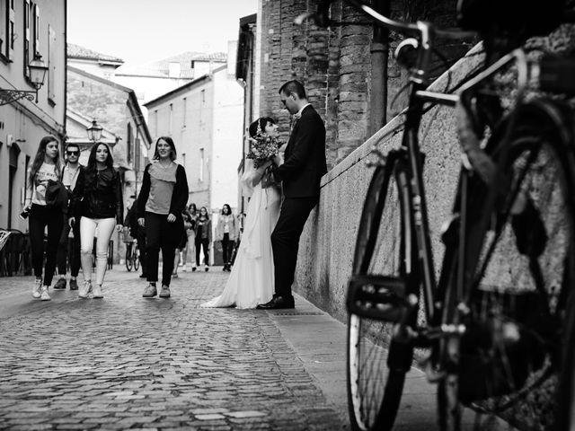 Il matrimonio di Martino e Angela a Ferrara, Ferrara 20