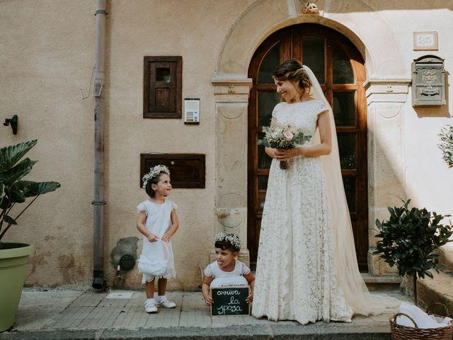Il matrimonio di Marika e Giuseppe a Termini Imerese, Palermo 16