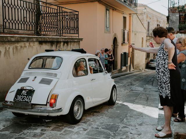 Il matrimonio di Marika e Giuseppe a Termini Imerese, Palermo 18