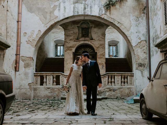 Il matrimonio di Marika e Giuseppe a Termini Imerese, Palermo 1