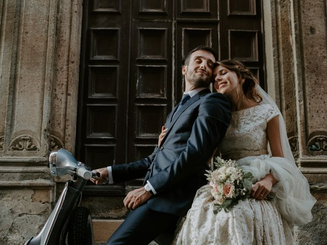 Le nozze di Giuseppe e Marika