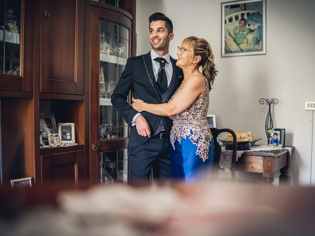 Il matrimonio di Elisa e Jonathan a Palaia, Pisa 5