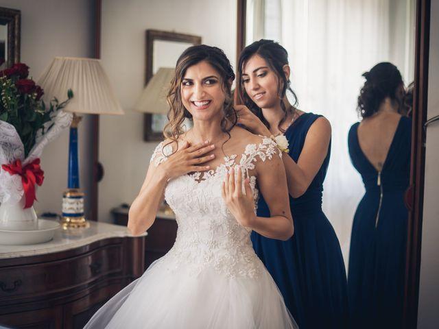 Il matrimonio di Elisa e Jonathan a Palaia, Pisa 10