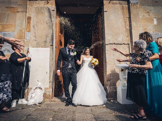 Il matrimonio di Elisa e Jonathan a Palaia, Pisa 17