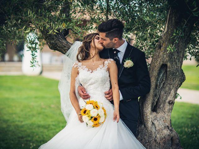 Il matrimonio di Elisa e Jonathan a Palaia, Pisa 21