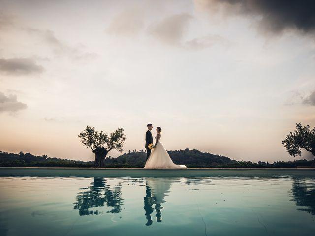 Il matrimonio di Elisa e Jonathan a Palaia, Pisa 25