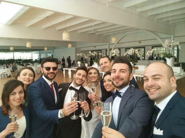 Il matrimonio di Simone e Danila a Capaccio Paestum, Salerno 3