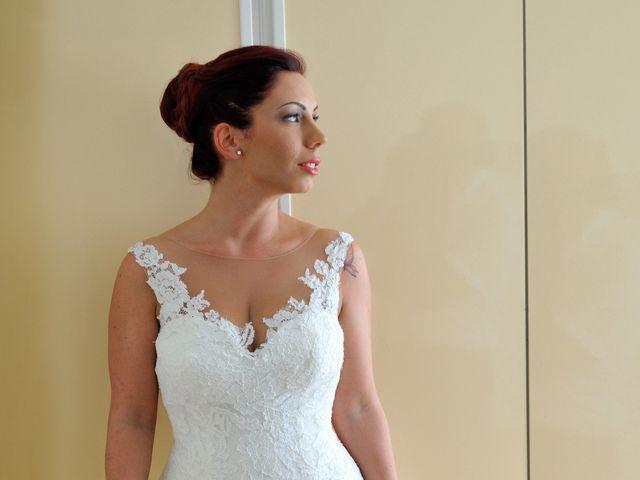 Il matrimonio di Michele e Vania a Verucchio, Rimini 3