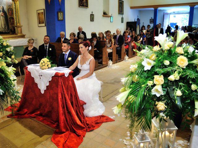 Il matrimonio di Michele e Vania a Verucchio, Rimini 5