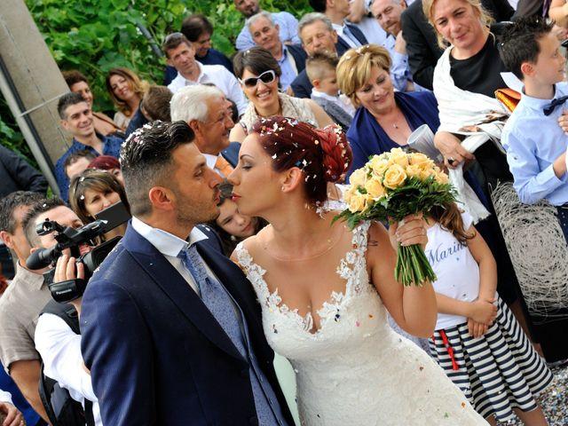 Il matrimonio di Michele e Vania a Verucchio, Rimini 7