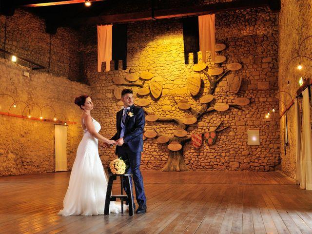 Il matrimonio di Michele e Vania a Verucchio, Rimini 8