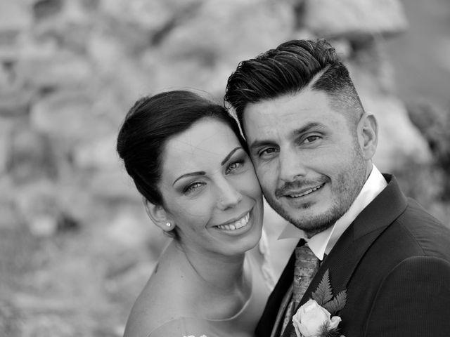 Il matrimonio di Michele e Vania a Verucchio, Rimini 9
