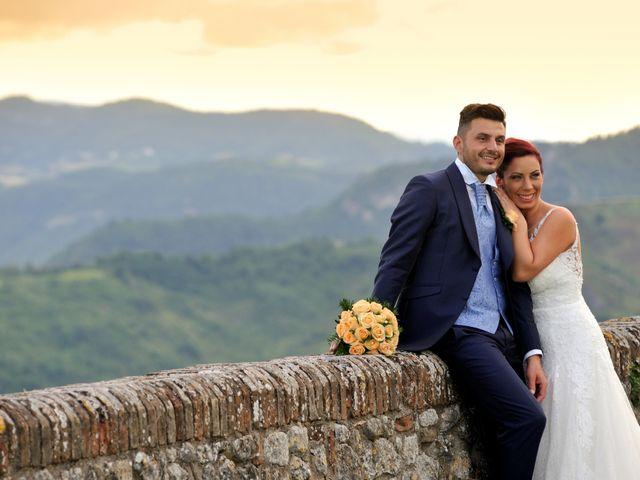 Il matrimonio di Michele e Vania a Verucchio, Rimini 10