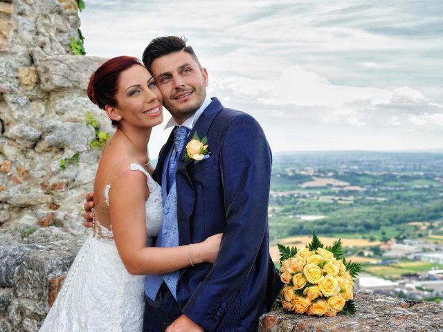Il matrimonio di Michele e Vania a Verucchio, Rimini 1