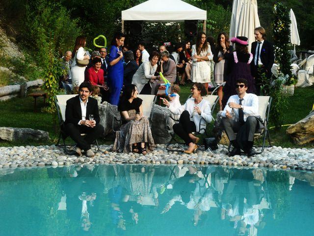 Il matrimonio di Leonardo e Lucia a Poppi, Arezzo 7