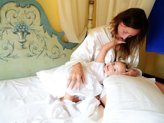 Il matrimonio di Leonardo e Lucia a Poppi, Arezzo 8